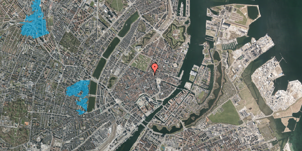Oversvømmelsesrisiko fra vandløb på Gothersgade 29, 1. th, 1123 København K