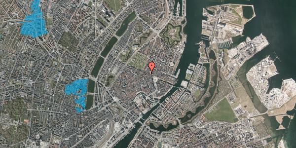 Oversvømmelsesrisiko fra vandløb på Gothersgade 29, 2. tv, 1123 København K