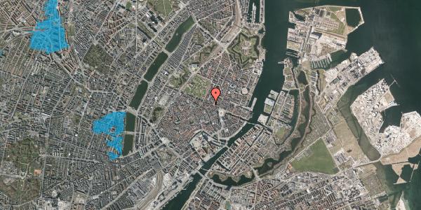 Oversvømmelsesrisiko fra vandløb på Gothersgade 31, 3. , 1123 København K