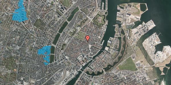 Oversvømmelsesrisiko fra vandløb på Gothersgade 32, 3. , 1123 København K