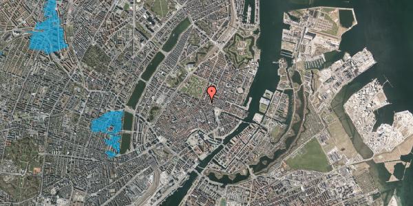 Oversvømmelsesrisiko fra vandløb på Gothersgade 34, st. , 1123 København K