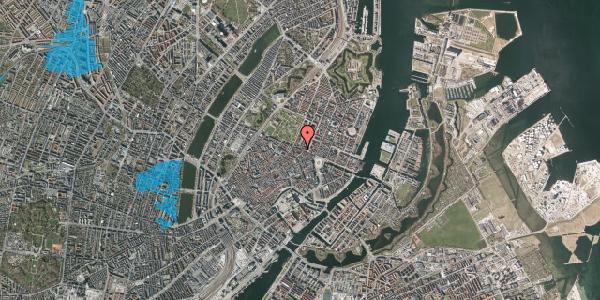 Oversvømmelsesrisiko fra vandløb på Gothersgade 35, 1. , 1123 København K