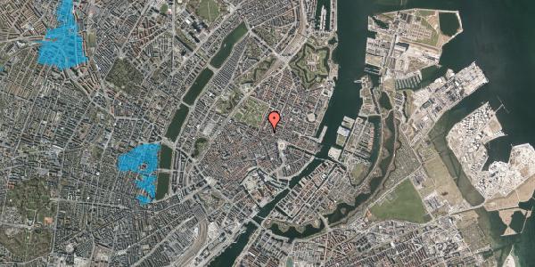 Oversvømmelsesrisiko fra vandløb på Gothersgade 36, st. , 1123 København K