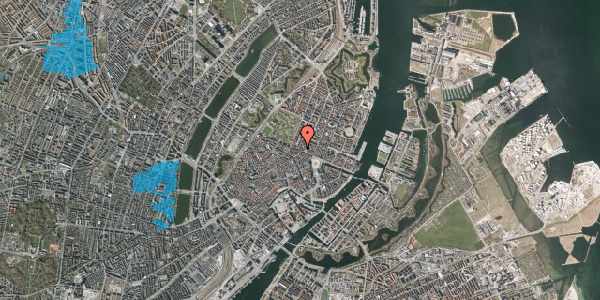 Oversvømmelsesrisiko fra vandløb på Gothersgade 36, 2. , 1123 København K