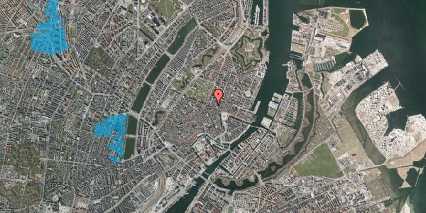 Oversvømmelsesrisiko fra vandløb på Gothersgade 36, 4. , 1123 København K