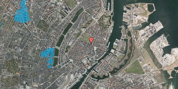 Oversvømmelsesrisiko fra vandløb på Gothersgade 39, 3. , 1123 København K