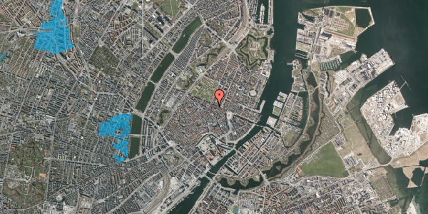 Oversvømmelsesrisiko fra vandløb på Gothersgade 41A, 2. , 1123 København K