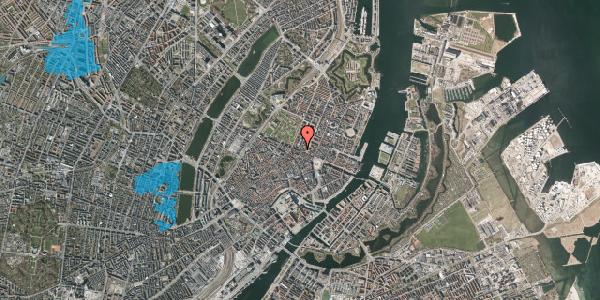 Oversvømmelsesrisiko fra vandløb på Gothersgade 42, 3. th, 1123 København K