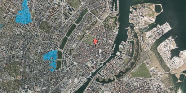 Oversvømmelsesrisiko fra vandløb på Gothersgade 43, 5. , 1123 København K