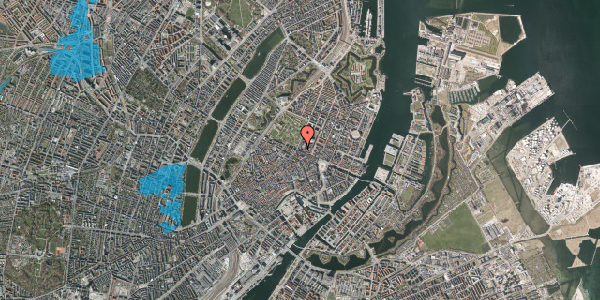 Oversvømmelsesrisiko fra vandløb på Gothersgade 54, kl. 2, 1123 København K