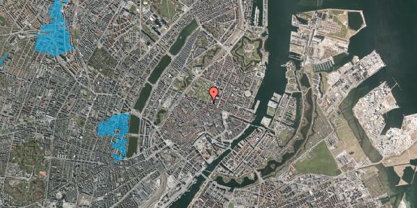Oversvømmelsesrisiko fra vandløb på Gothersgade 56, 3. , 1123 København K
