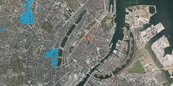 Oversvømmelsesrisiko fra vandløb på Gothersgade 89, 3. , 1123 København K