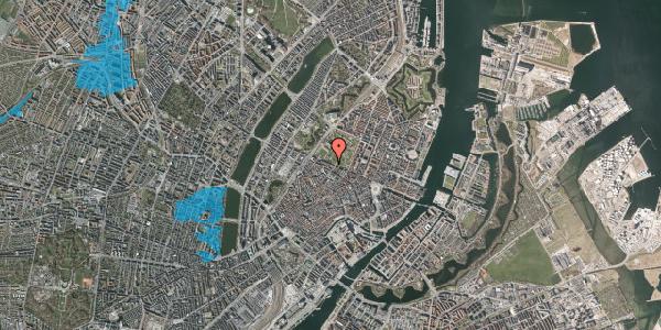 Oversvømmelsesrisiko fra vandløb på Gothersgade 91A, st. , 1123 København K