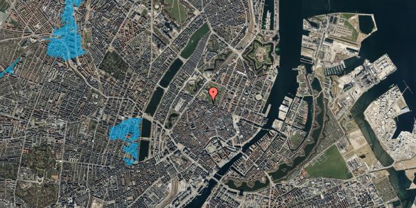 Oversvømmelsesrisiko fra vandløb på Gothersgade 91, kl. 1, 1123 København K