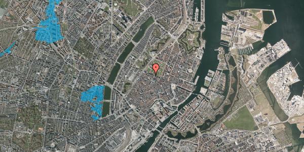 Oversvømmelsesrisiko fra vandløb på Gothersgade 93C, 1. , 1123 København K