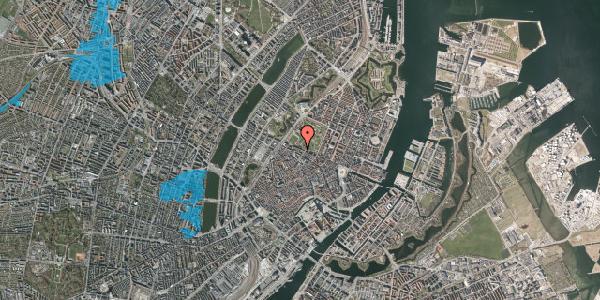 Oversvømmelsesrisiko fra vandløb på Gothersgade 93, 1. tv, 1123 København K