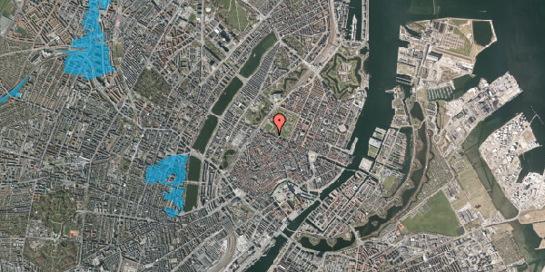 Oversvømmelsesrisiko fra vandløb på Gothersgade 97, kl. , 1123 København K