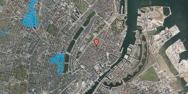Oversvømmelsesrisiko fra vandløb på Gothersgade 97, st. , 1123 København K