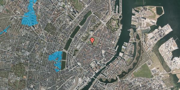 Oversvømmelsesrisiko fra vandløb på Gothersgade 101A, 3. , 1123 København K