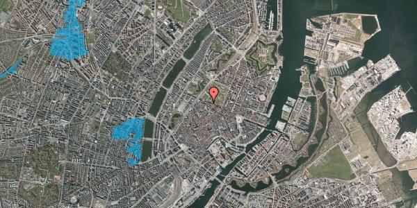 Oversvømmelsesrisiko fra vandløb på Gothersgade 101B, 4. , 1123 København K