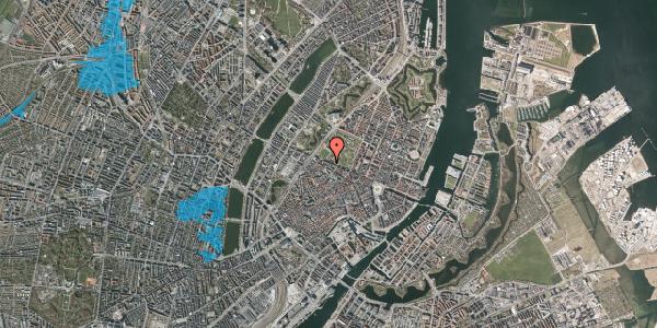 Oversvømmelsesrisiko fra vandløb på Gothersgade 101D, st. , 1123 København K