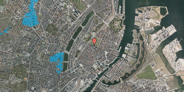 Oversvømmelsesrisiko fra vandløb på Gothersgade 103, st. , 1123 København K
