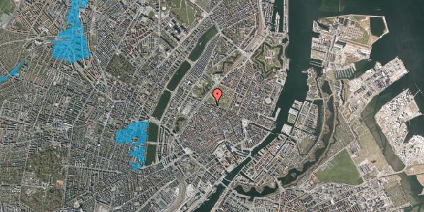 Oversvømmelsesrisiko fra vandløb på Gothersgade 105, 4. th, 1123 København K