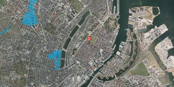 Oversvømmelsesrisiko fra vandløb på Gothersgade 109, 2. th, 1123 København K