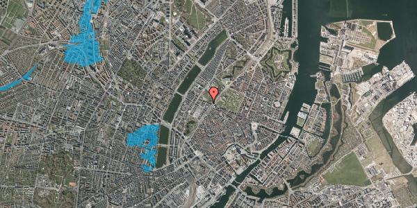 Oversvømmelsesrisiko fra vandløb på Gothersgade 133, 1. , 1123 København K