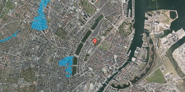 Oversvømmelsesrisiko fra vandløb på Gothersgade 143, 1. 2, 1123 København K