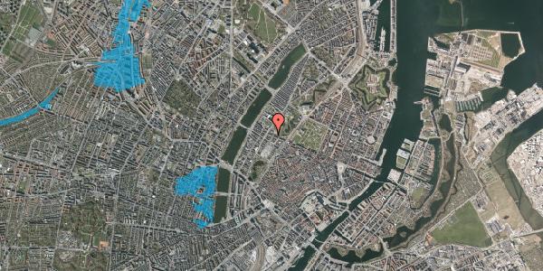 Oversvømmelsesrisiko fra vandløb på Gothersgade 145, 3. , 1123 København K