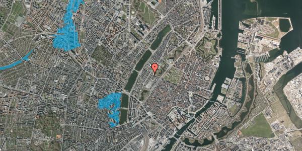 Oversvømmelsesrisiko fra vandløb på Gothersgade 149, 4. , 1123 København K