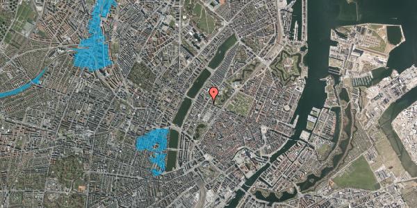 Oversvømmelsesrisiko fra vandløb på Gothersgade 151, kl. tv, 1123 København K
