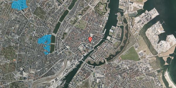 Oversvømmelsesrisiko fra vandløb på Holmens Kanal 22, 4. , 1060 København K