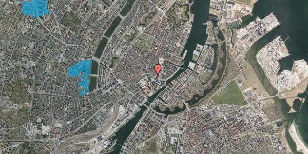 Oversvømmelsesrisiko fra vandløb på Holmens Kanal 42, 4. , 1060 København K