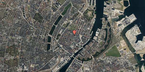 Oversvømmelsesrisiko fra vandløb på Kronprinsensgade 5A, st. tv, 1114 København K