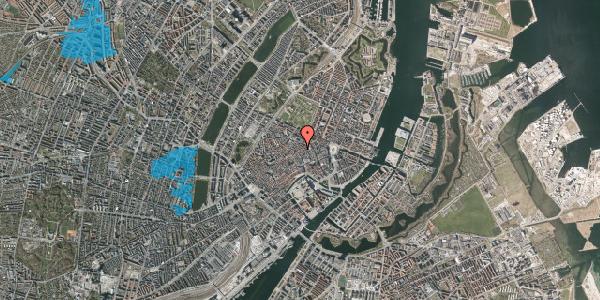 Oversvømmelsesrisiko fra vandløb på Kronprinsensgade 5, st. th, 1114 København K