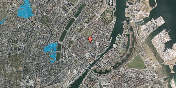 Oversvømmelsesrisiko fra vandløb på Kronprinsensgade 6A, 2. , 1114 København K