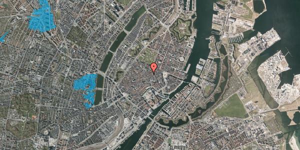 Oversvømmelsesrisiko fra vandløb på Kronprinsensgade 12, 4. , 1114 København K
