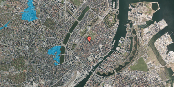 Oversvømmelsesrisiko fra vandløb på Landemærket 11, 5. , 1119 København K