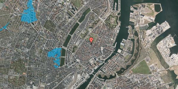 Oversvømmelsesrisiko fra vandløb på Landemærket 27, 4. tv, 1119 København K