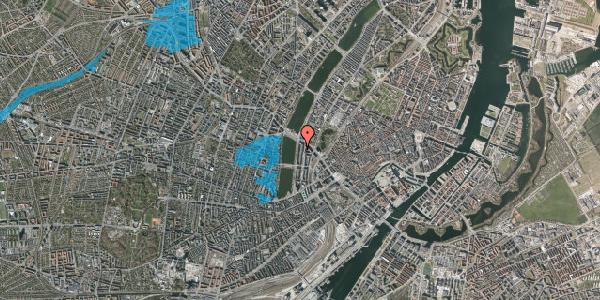 Oversvømmelsesrisiko fra vandløb på Nyropsgade 18P, 1602 København V