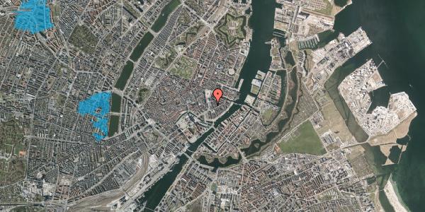 Oversvømmelsesrisiko fra vandløb på Tordenskjoldsgade 12, 3. , 1055 København K