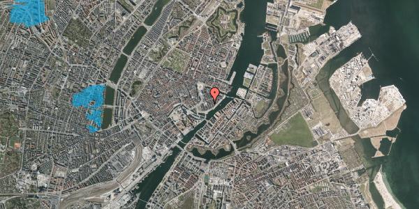 Oversvømmelsesrisiko fra vandløb på Tordenskjoldsgade 27B, st. , 1055 København K