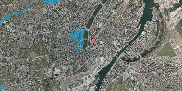 Oversvømmelsesrisiko fra vandløb på Ved Vesterport 4, 2. , 1612 København V