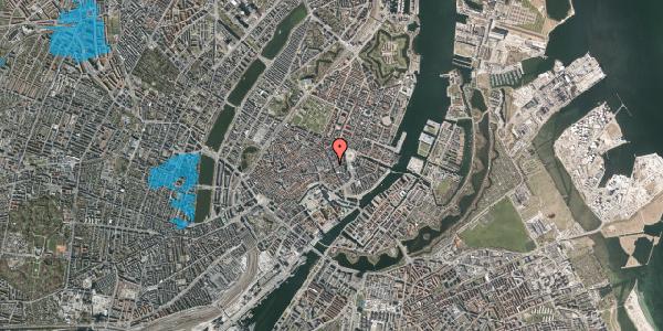 Oversvømmelsesrisiko fra vandløb på Østergade 32, 2. , 1100 København K