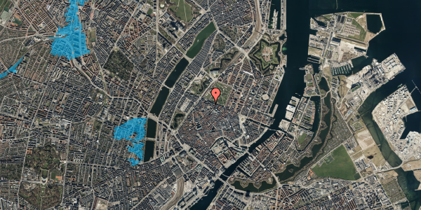 Oversvømmelsesrisiko fra vandløb på Åbenrå 20, 5. 24, 1124 København K