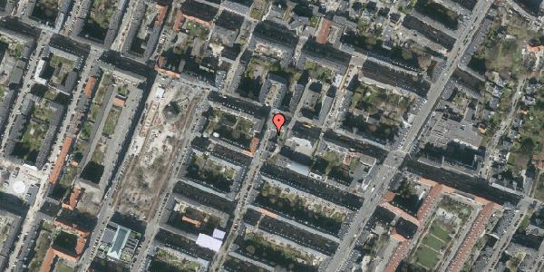 Oversvømmelsesrisiko fra vandløb på Adilsvej 1, 2000 Frederiksberg