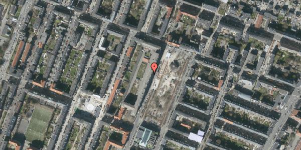 Oversvømmelsesrisiko fra vandløb på Aksel Møllers Have 10, 4. th, 2000 Frederiksberg