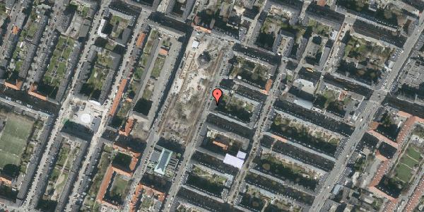 Oversvømmelsesrisiko fra vandløb på Aksel Møllers Have 11, 1. th, 2000 Frederiksberg